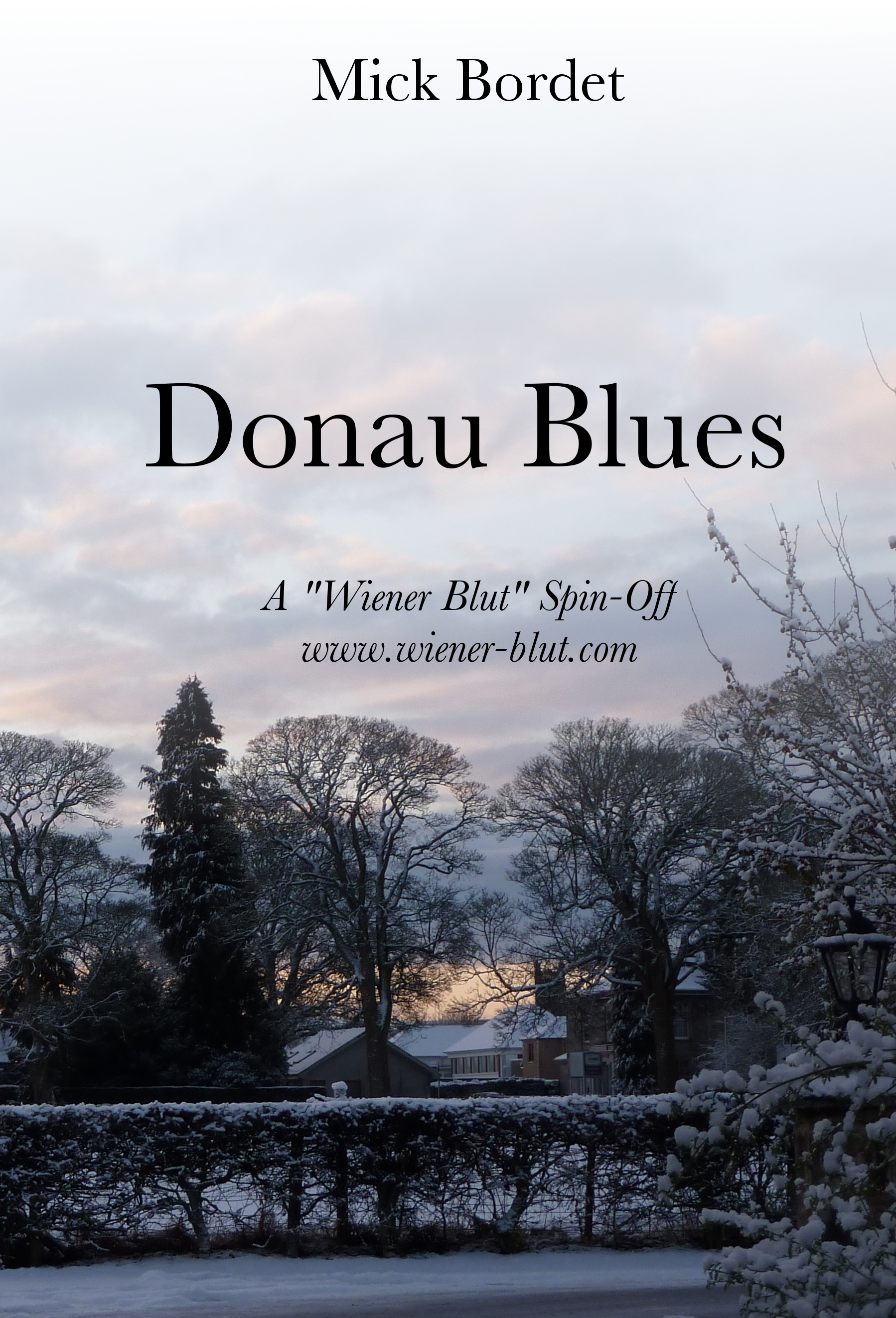 Donau Blues Cover