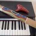Piano, Ocarina & Rainstick