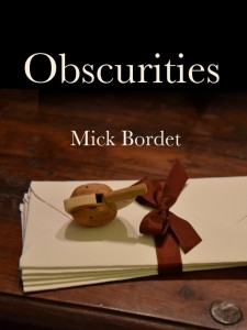 Obscurities Book Cover