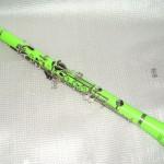 Green Clarinet