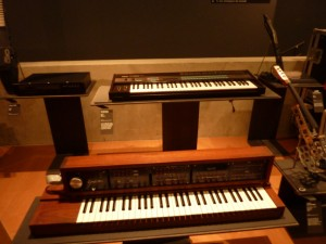 Synclavier & DX7 mk1