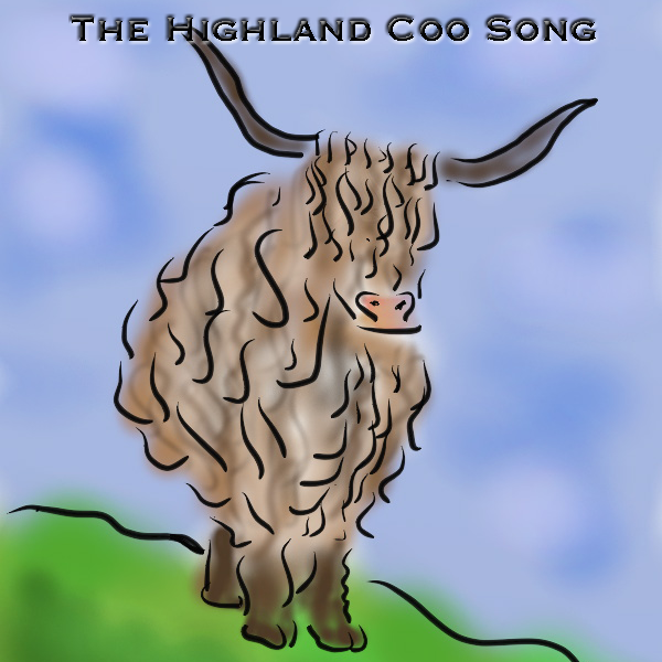 The Highland Coo Song [Artwork]