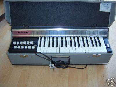 Busilacchio Mk2 Chord Organ